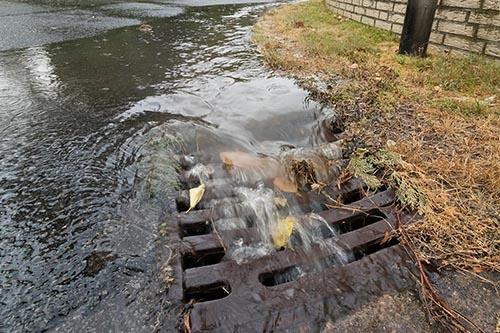 drain clearing